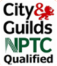 City Guilds NPTC Qualified